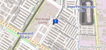 Kantorpos Jakarta Utara Kelapa Gading Permai Rt 15 Rw 12 Telepon 62 21 4527726