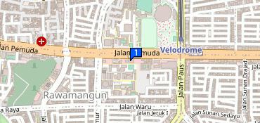 Bpjs Ketenagakerjaan Rawamangun Jalan Pemuda Kav 10 No 90 Rt 2 Rw 7 Telepon 62 21 47868141