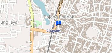 Kantor Pos Stasiun Citayam Pabuaran Bojong Gede West Java Telepon 62 857 1442 6039