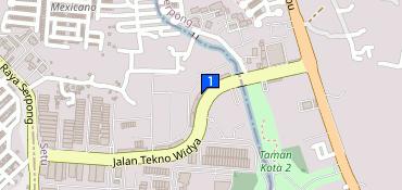 Bpjs Kesehatan Kota Tangerang Selatan Ruko Taman Tekno Widya Telepon 62 21 29313509