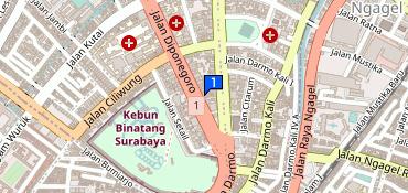 Bpjs Ketenagakerjaan Kantor Cabang Surabaya Darmo Jl Diponegoro No 6 Telepon 62 31 5687791